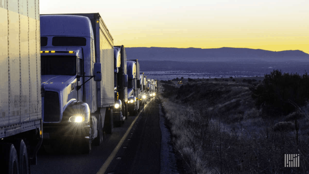 Freight Benchmarking