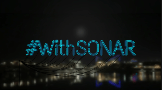 #WithSONAR