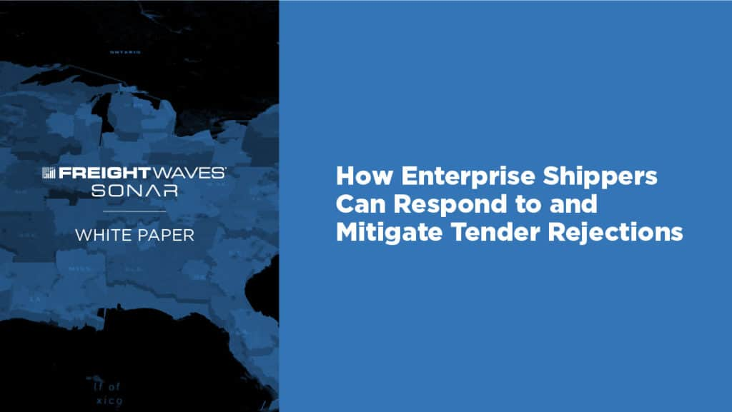 SONAR-WP-Shippers-Mitigate-Tender-Rejection-Thumbnail